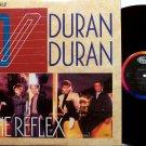 """Duran Duran - The Reflex - 2 Mixes - 12"""" Vinyl Single Record - Pop Rock"""