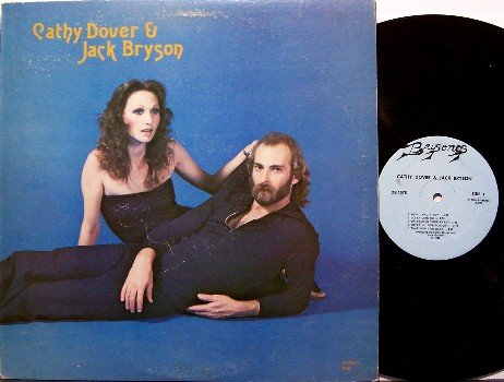 Dover, Cathy & Jack Bryson - Self Titled - Vinyl LP Record - Pop Rock