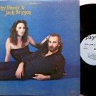 Dover, Cathy & Jack Bryson - Self Titled - Vinyl LP Record - Pop Rock
