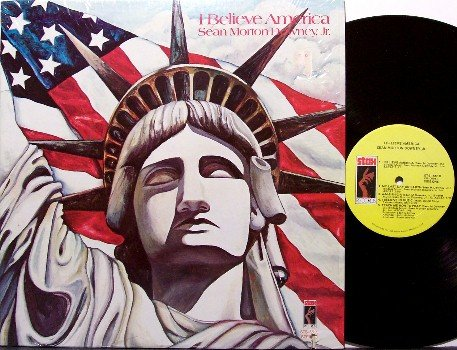 Downey Jr. , Sean Morton - I Believe In America - Vinyl LP Record - Pop Rock