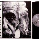 Dissent - Self Titled - Vinyl LP Record + Inserts - Private Label - South Dakota Punk