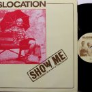 "Dislocation Dance - Show Me - UK Pressing - Vinyl 12"" Single Record - Rock"