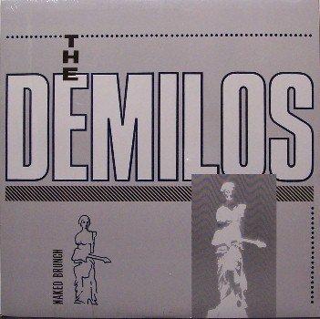 Demilos, The - Naked Brunch - Sealed Vinyl LP Record - Rock
