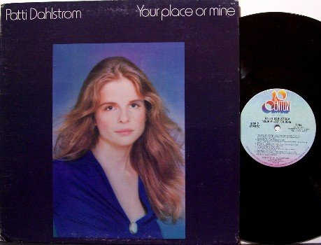 Dahlstrom, Patti - Your Place Or Mine - Promo - Vinyl LP Record - Rock