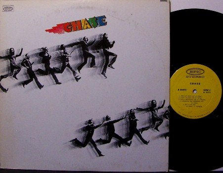 Chase - Self Titled - Vinyl LP Record - Rock