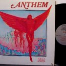 Anthem - Self Titled - Vinyl LP Record - Rock