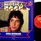 Animals, The / Eric Burdon - Historia De La Musica Rock - Spain Pressing - Vinyl LP Record - Rock
