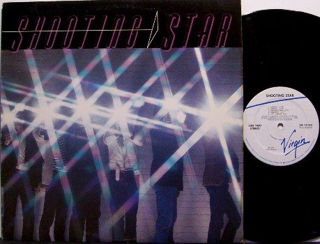 Shooting Star - Self Titled - Vinyl LP Record - 70's Prog Rock