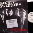 Naughty Sweeties - Special Promo Only DJ Radio Sampler - Vinyl LP Record - Rock