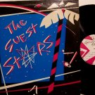 Guest Stars, The - Self Titled - UK Pressing - Vinyl LP Record - Jazz Funk Rock