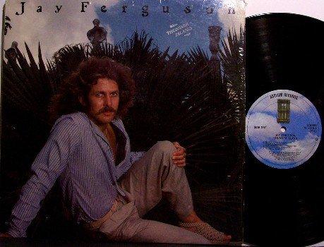 Ferguson, Jay - Thunder Island - Vinyl LP Record - Rock