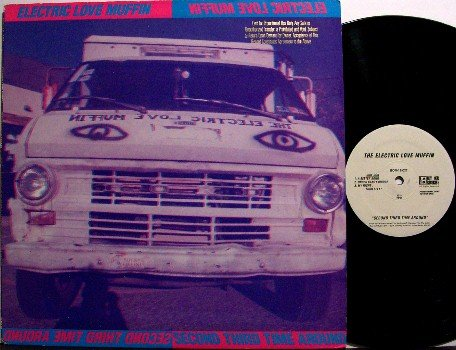 Electric Love Muffin - Second Third Time Around - Vinyl LP Record - Rock