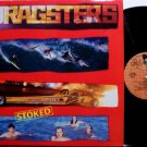 Dragsters, The - Stoked - Vinyl LP Record - Rock