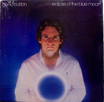 Cotton, Gene - Eclipse Of The Blue Moon - Sealed Vinyl LP Record - Rock
