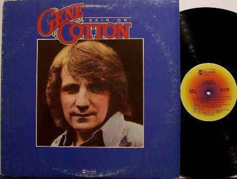 Cotton, Gene - Rain On - Vinyl LP Record - Rock