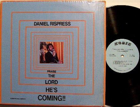 Rispress, Daniel - Praise The Lord He's Coming - Vinyl LP Record - Christian Gospel
