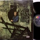 Matthews, Randy - Wish We'd All Been Ready - Vinyl LP Record - Christian