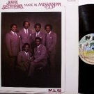 Jackson Southernaires, The - Made In Mississippi - Vinyl LP Record - Christian Gospel