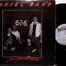 Daniel Band - Run From The Darkness - Vinyl LP Record - Christian Rock