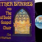 Barnes, Luther & The Red Budd Gospel Choir - An Invitation - Vinyl LP Record - Gospel