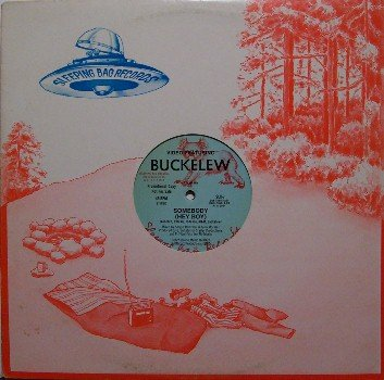 "Video Featuring Buckelew - Somebody Hey Boy - Vinyl 12"" Single Record - Soul"