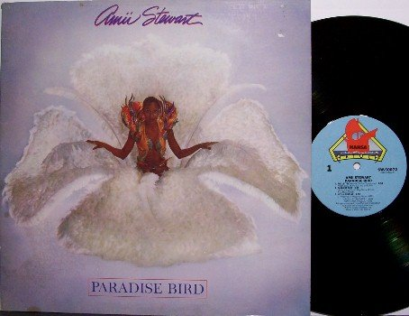 Stewart, Amii - Paradise Bird - Vinyl LP Record - Amy - Disco R&B