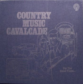 Reeves, Jim - Country Music Cavalcade - Sealed Vinyl LP Record Box Set - Country