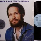 Grayson, Jack - When A Man Loves A Woman - Vinyl LP Record - Outsider Tennessee Country