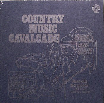 Country Music Cavalcade - Nashville Scrapbook - Sealed Vinyl LP Record Box Set