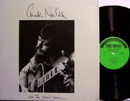 Neufeld, Chuck - On The Other Hand - Vinyl LP Record - Private Loner Folk