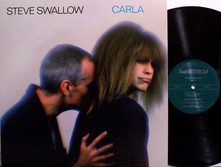 Swallow, Steve - Carla - Vinyl LP Record - Carla Bley - Jazz