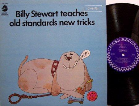 Stewart, Billy - Teaches Old Standards New Tricks - Vinyl LP Record - Jazz