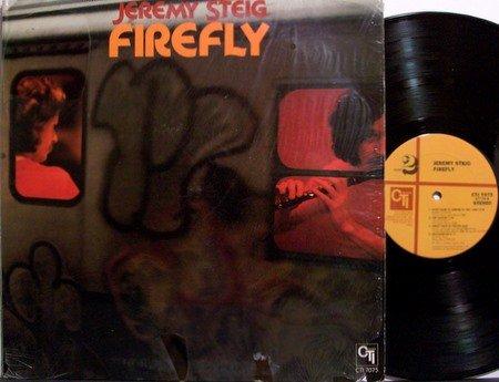 Steig, Jeremy - Firefly - Vinyl LP Record - Jazz