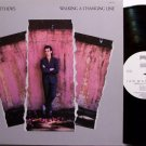 Matthews, Ian - Walking A Thin Line - Vinyl LP Record + Inserts - Windham Hill New Age Jazz