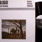 Ganelin Trio - Catalogue Live In East Germany - Vinyl LP Record - UK Leo Label - Free Jazz