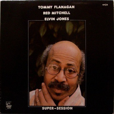 Flanagan, Tommy with Red Mitchell & Elvin Jones - Super Session - Vinyl LP Record - Jazz