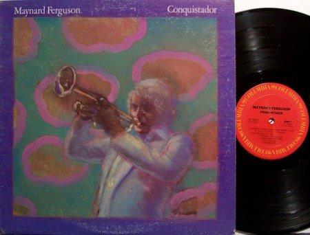 Ferguson, Maynard - Conquistador - Vinyl LP Record - Theme From Rocky - Jazz