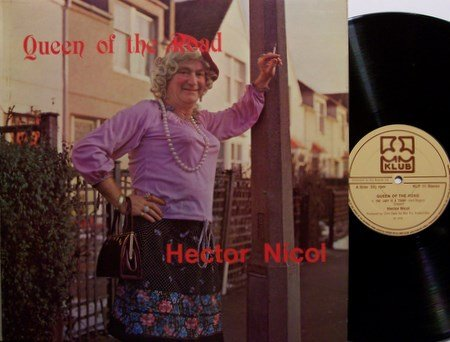 Nicol, Hector - Queen Of The Road - Vinyl LP Record - UK Pressing - Comedy