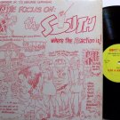 Focus On The South - The Griners - Vinyl LP Record - Southern Offbeat Humor - Comedy
