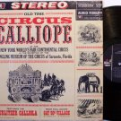 Circus Calliope - New York 1964 World's Fair - Vinyl LP Record - Odd Unusual