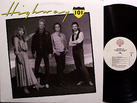 Highway 101 - Self Titled - Vinyl LP Record - Country