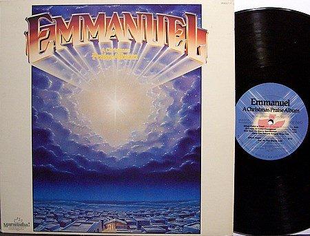 Emmanuel - A Christmas Praise Album - Vinyl LP Record - Christian