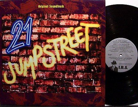 21 Jumpstreet - Soundtrack - New Wave Rock - Vinyl LP Record - Twenty One Jump Street - OST