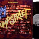 21 Jumpstreet - Soundtrack - New Wave Rock - Vinyl LP Record - Twenty One Jump Street - OST
