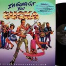 I'm Gonna Git You Sucka - Soundtrack - Vinyl LP Record - Im Get Sucker - R&B Soul - OST
