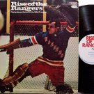 New York Rangers - 1969-70 Season - Vinyl LP Record - Fleetwood Label - Hockey Sports