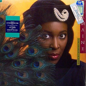 Tramaine - The Search Is Over - Sealed Vinyl LP Record - Christian Gospel