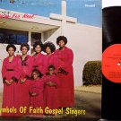 Symbols Of Faith Gospel Singers - We're For Real - Vinyl LP Record - Philadelphia Gospel