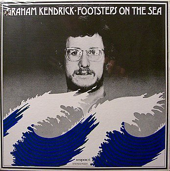 Kendrick, Graham - Footsteps On The Sea - Sealed Vinyl LP Record - 1973 Original - Christian