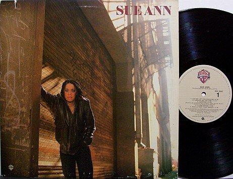 Sue Ann - Self Titled - Vinyl LP Record - 1981 Female R&B